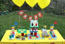 Lego party / by Ashly Lowe