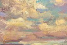 dry pastels