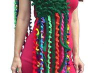 Fun with yarn - Kul med garn