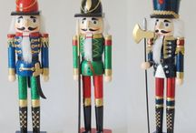 Nutcrackers Get Cracked / by JoAnn Shoe Queen 2