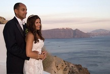 """Say """"I DO"""" In Greece! / The most important day of your life deserves one of the most beautiful settings! Excellent weather,  amazing beaches, luxurious resorts, picturesque towns and villages, - all excellent reasons to get married in Greece!"""