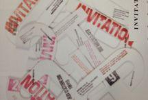 Exhibition / Identity & Design of different exhibitions