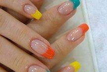 Snygga naglar / Tips på naglar