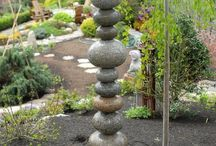 Yard Art Ideas / Inspiration for making your own yard art!