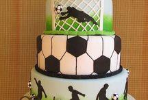 Soccer bday