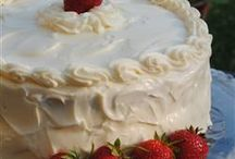 Cakes / by Sherry Hebert