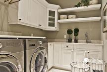Laundry/bathrooms