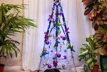 Photographer's christmas tree / Photographer's christmas tree