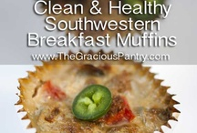 Recipes - Breakfast / by Michelle Shuler