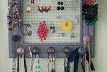 Ideas to organize Jewelry