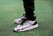 "Asics Gel-Kayano Trainer Evo ""Flash Lights Pack"" (H6C3N-9001)"