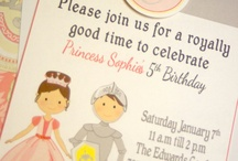 * HAILEY'S PRINCESS AND PRINCE PARTY