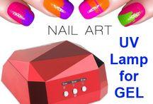 NAIL ART / NAIL ART & FLASH TATTOO