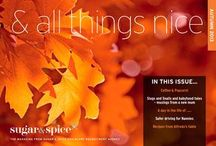 & all things nice Autumn 2013