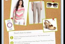My Nordstrom & Naya Look / Choices from Nordstrom & Naya shoes