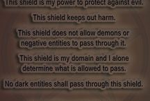 Protection from dark entities