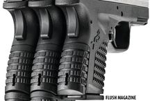 Springfield Armory / Do you own a Springfield Armory firearm? Whether it's the Springfield Armory XDs or the brand new Springfield Saint we are big fans of all of Springfields firearms.