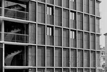 facade - frames