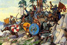 Eastern Roman Empire (Byzantine Empire) / Byzantine era: history,art,war