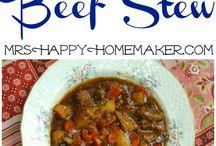 stew ideas