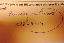Changing HR / We asked myHRcareers members what they would like to change about HR, this year and in the future; here's what they said.