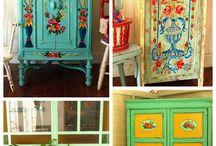 Furniture ideas paintings