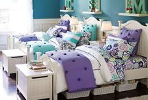 Bedrooms: Teens and Kids / Great design ideas for the kids and teens in your life to find a place to rest their head.