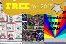 Free Quilt Alongs