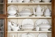 Bílá / Porcelán keramika