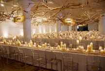 Wedding Table Decor Ideas / by Faith Damstrom