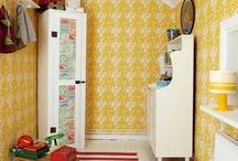 Çocuk odaları / by Nergiz Yüksel