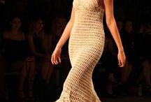 Crochet dresses / by Cathy Oskowiak