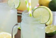 Bottoms up - beverages / by Stacie Schreiner