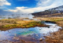 Iceland Bucket List / The places you need to see in Iceland.
