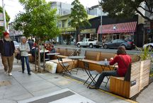 parklet & parking / Design
