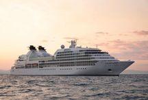 Cruceros SeaBourn / Fotos y noticias sobre la naviera mas lujosa