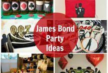 GrachtenAtelier James Bond dinner / Het GrachtenAtelier organiseert meerdere private dinners waaronder James Bond