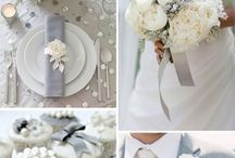 Grey Wedding // Ideas and Inspiration