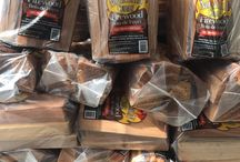 firewood  / We still have some wonderful smelling cedar firewood! on sale for $7.95