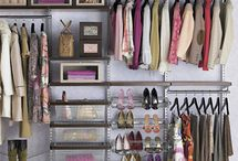 Closet Ideas / by Destiny Fitzgerald
