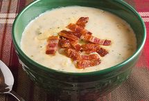 Soups  / by Celinda Kendrick Vinson