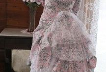 Romantic/ Victorian style, history, fashion