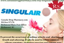 Buy Singulair Online Cheap / by don adams