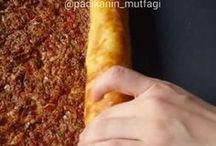 lahmacun tadında börek