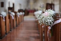 Flowers for the church