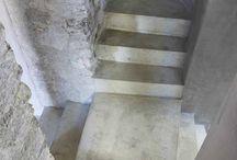 Treppe + Stige