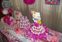 BABY SHOWER HELLO KITTY / DECORACIÓN BABY SHOWER TEMÁTICO