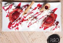 I Gelati di Puro / I nostri gelati... naturalmente buoni!