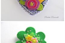 DIY Brooch