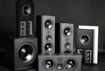 Triad Speakers / High End architectural loudspeakers. Custom audio products. The most beautiful sound you may never see.